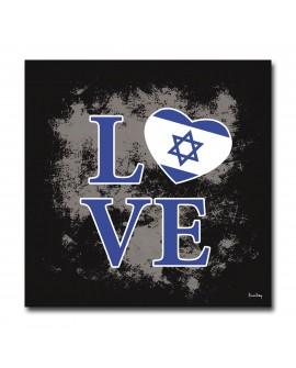 Tableau Design Love ISRAEL