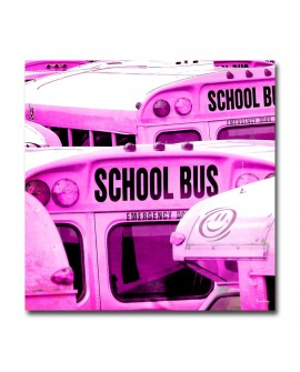 Tableau  School-Bus Rose