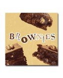 Tableau  Gourmand Brownies