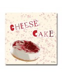 Tableau moderne Cheese-Cake