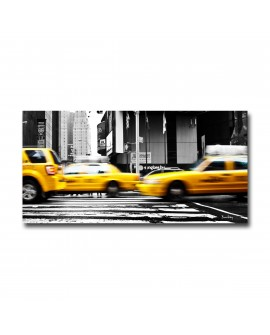 Tableau Taxis New-York