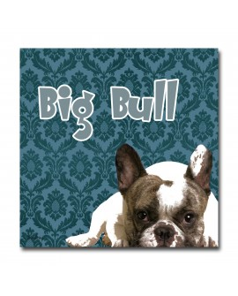Tableau Design Big Bull