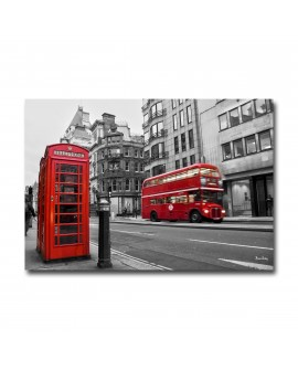 Tableau Design London Phone and Bus