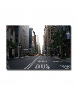 Tableau photo New York on the Road -- plus en vente