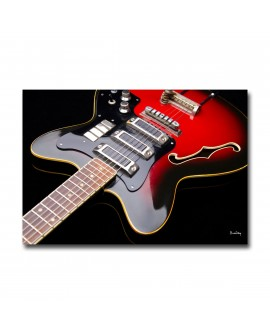 Tableau Photo Guitare
