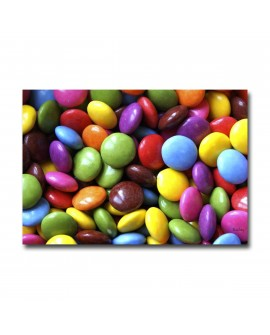 Plexiglass kids smarties
