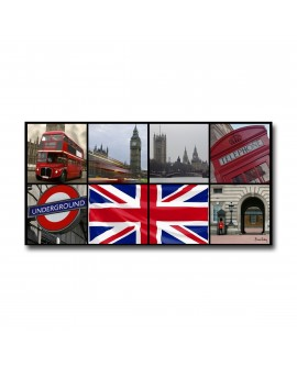Plexiglass mosaique londres